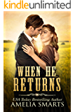 When He Returns: A Coming-of-Age Western Romance
