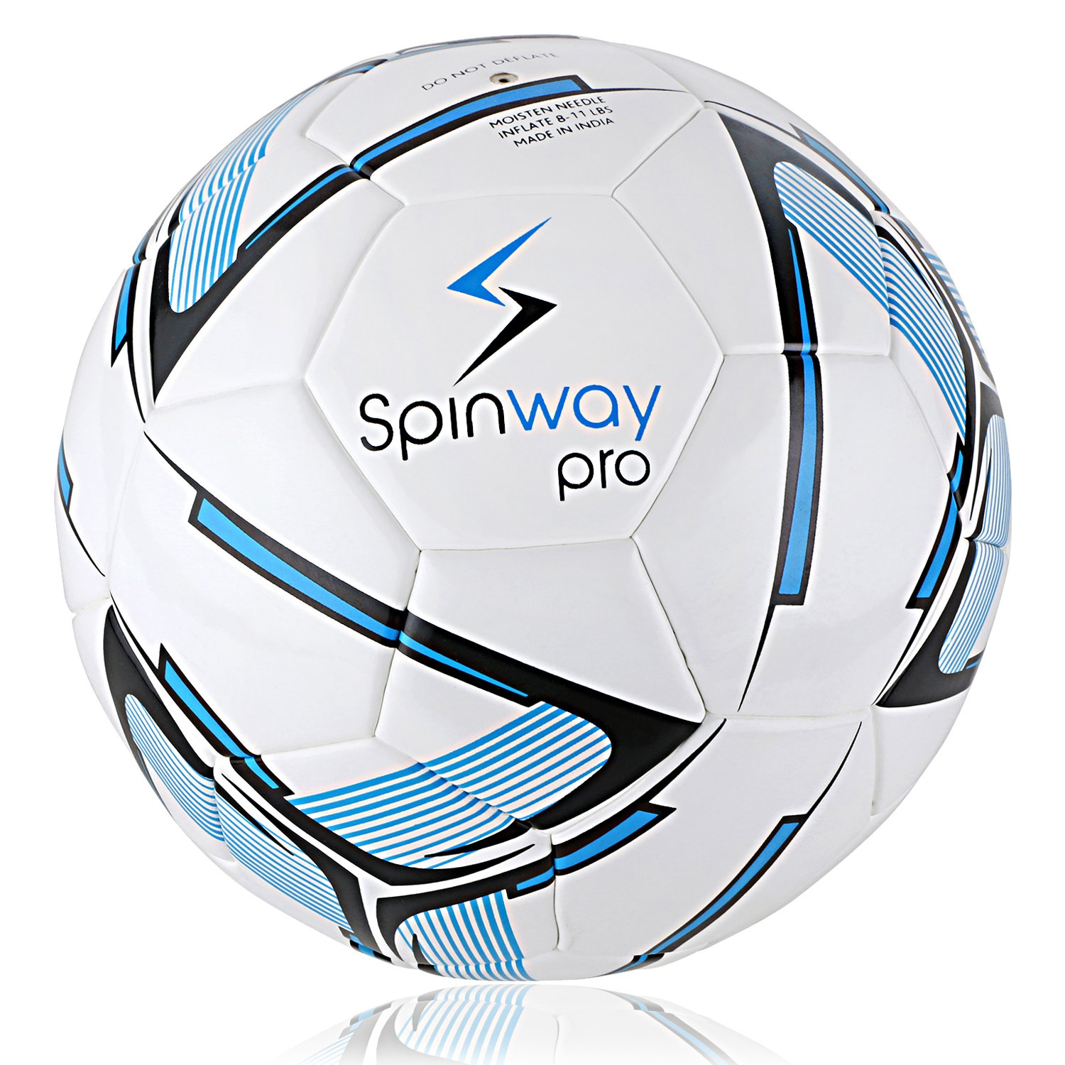 Spinway Football Pro Sw-500 for Professional Play,Water Resistant | (Blue) by Spinway (Image #1)