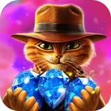 Best Match 3 Games - Indy Cat Match 3 Review