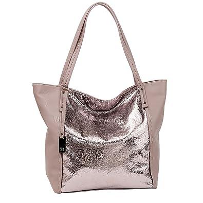 Helena Tasche, Groesse OneSize, Rosé/Metallic Tom Tailor