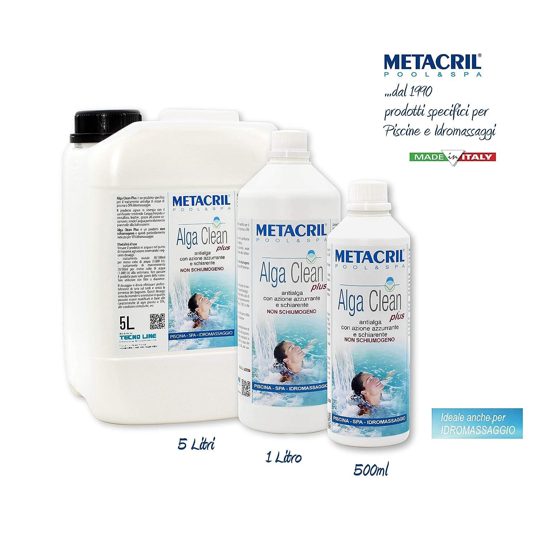 Antialgas no espumoso azul y aclarante + dosificador. Alga Clean ...