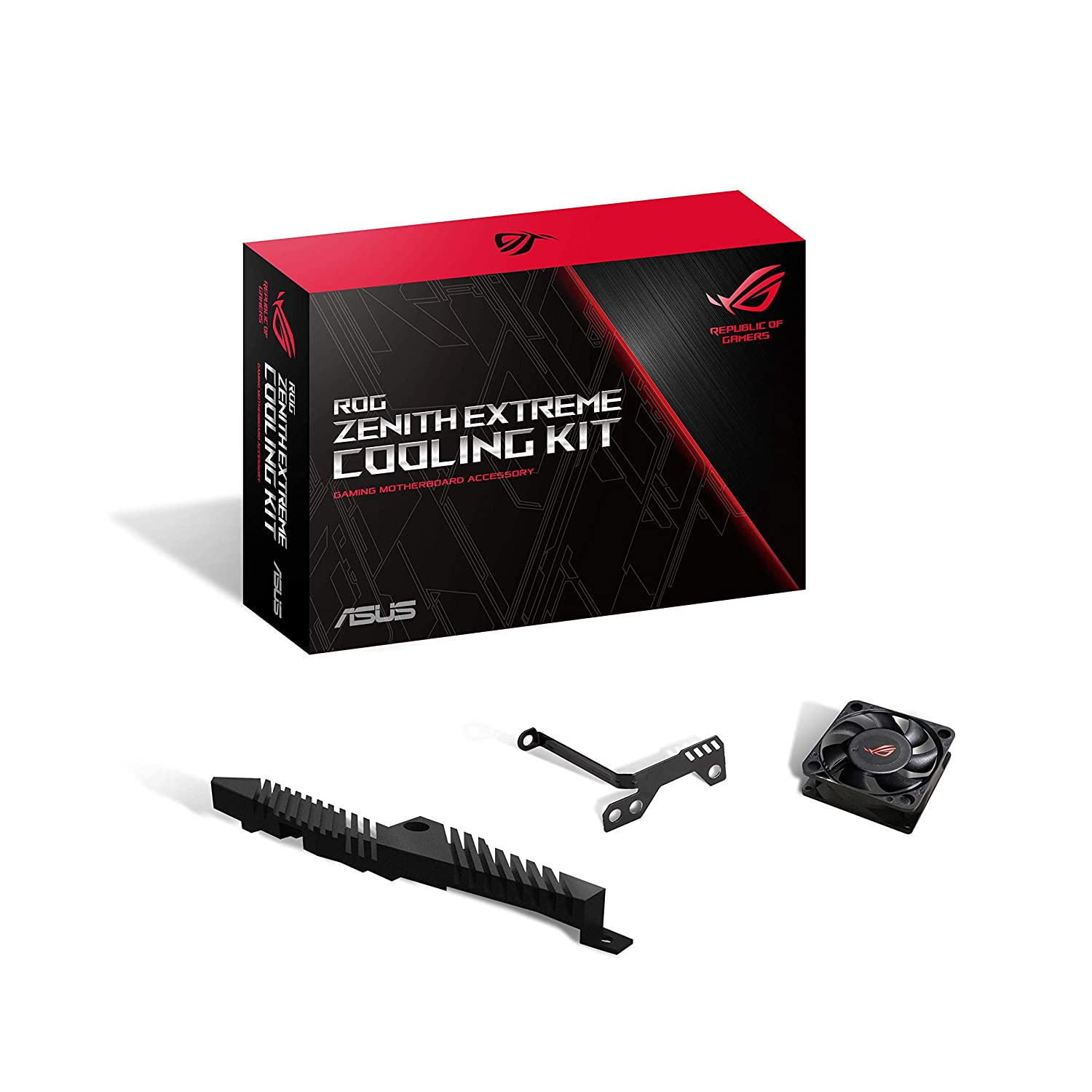 ASUS ROG Zenith Extreme AMD Ryzen Thread Ripper 2 TR4 Cooling Kit