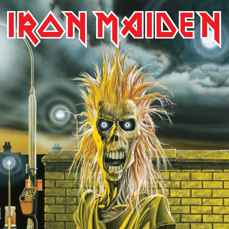 CD : Iron Maiden - Iron Maiden (CD)