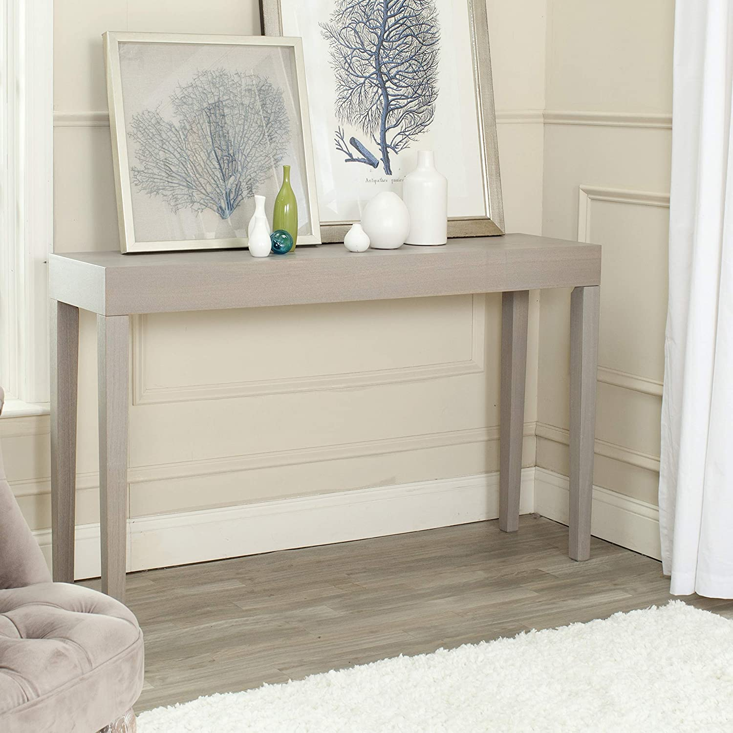 Safavieh Home Collection Kayson Grey Console Table