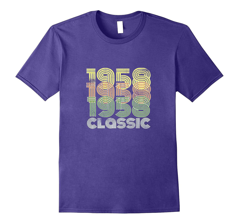1958 Classic Birthday T-Shirt 60th Funny Gag Gift-T-Shirt