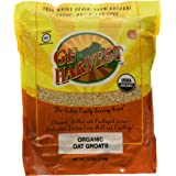 GF Harvest Gluten Free Organic Oat Groats, 5 Pound Bag, 1 Count - Packaging May Vary