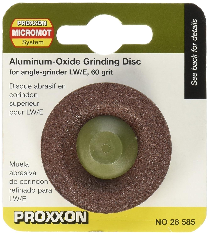 Proxxon 28585 Schleifscheibe aus Edelkorund Korn 60 fü r LHW