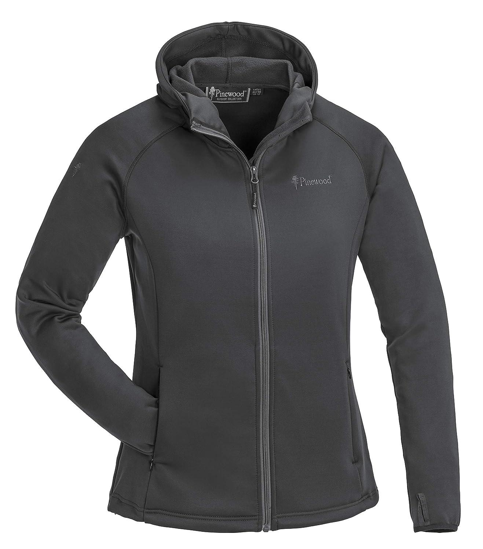 Pinewood Damen Himalaya Activ Fleece Sweat Jacke