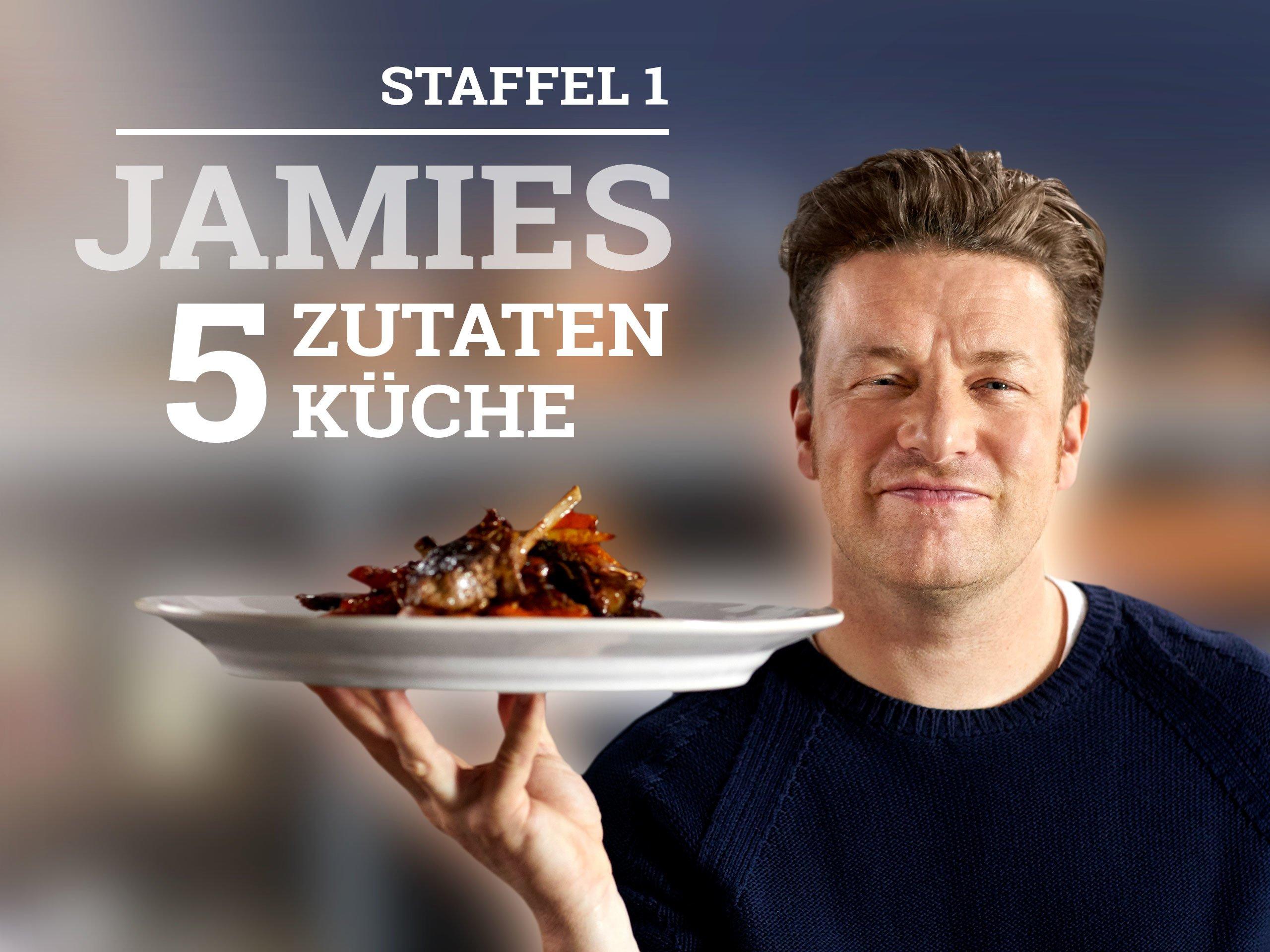 Amazonde Jamies 5 Zutaten Küche 1 Ansehen Prime Video