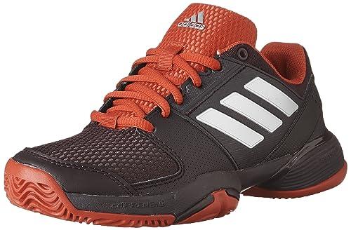 2b5301a9d3 adidas Kids' Barricade Club Xj Tennis Shoe