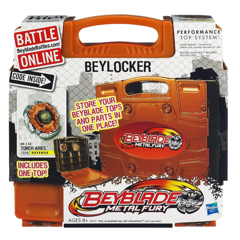 Amazon beyblade metal fury beylocker case toys games voltagebd Image collections