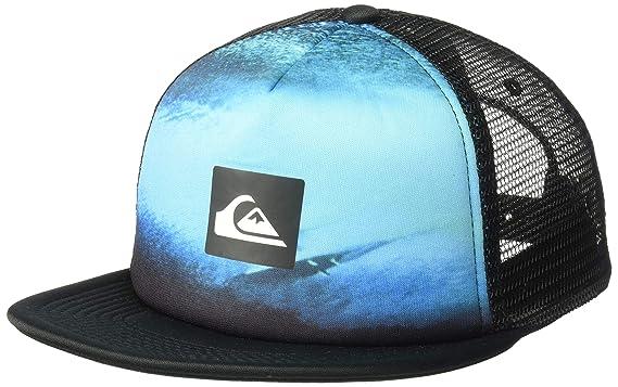 8494996e9ca3e Amazon.com  Quiksilver Boys  Big VISIONAIRRE Youth Trucker HAT ...