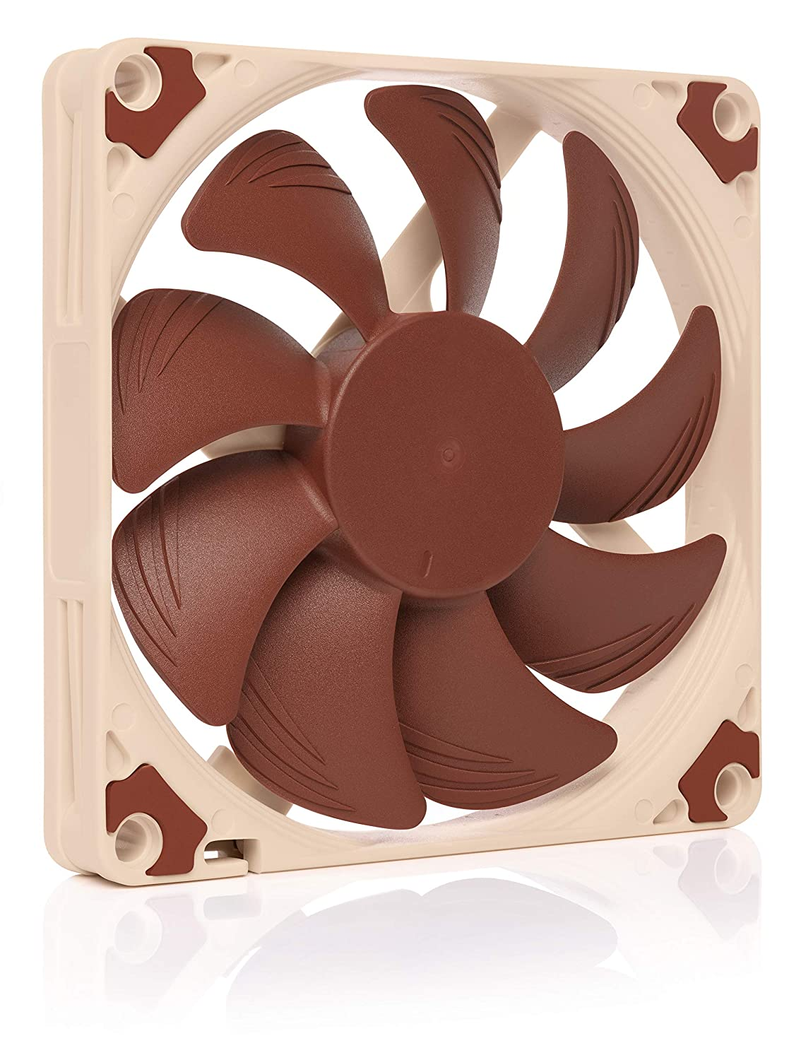 Noctua NF-A9x14 PWM, Premium Quiet Fan, 4-Pin (92x14mm, Brown)