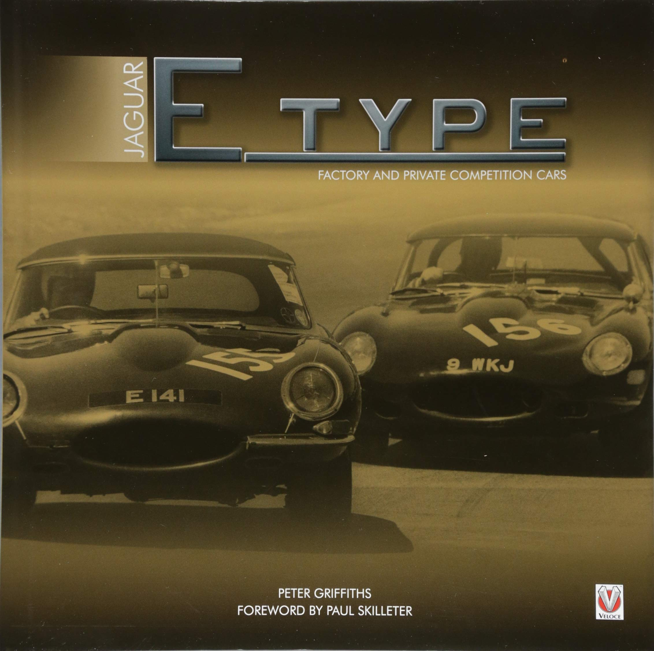 0ef20b44 Jaguar E-type Factory and Private Competition Cars: Amazon.co.uk ...