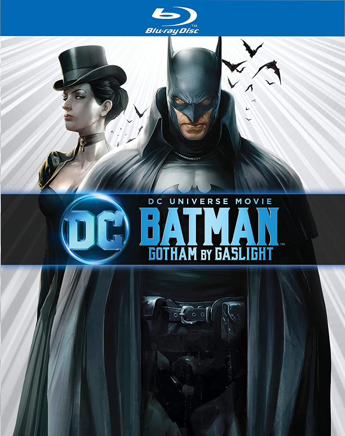 Batman: Gotham By Gaslight 2 Blu-Ray Edizione: Stati Uniti ...