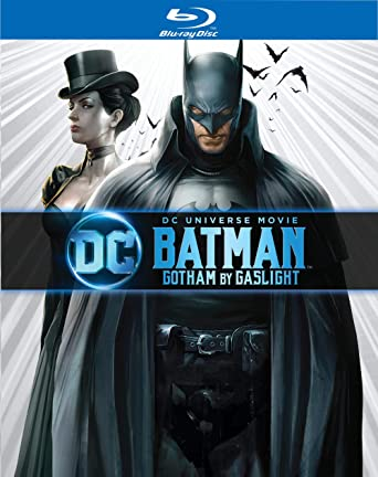Amazon.com: DCU: Batman: Gotham By Gaslight (Blu-Ray ...