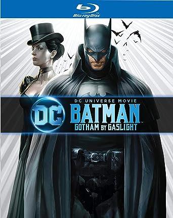 Amazon.com: DCU: Batman: Gotham By Gaslight (Blu-ray ...