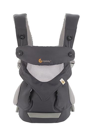 f600f1ffe8b Amazon.com   ErgobabyTM Four-Position 360 Cool Air Easy Baby Carrier ...
