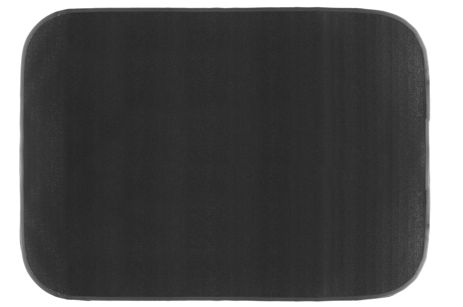 Goods of the Woods 30x84 rectangular black grill mat