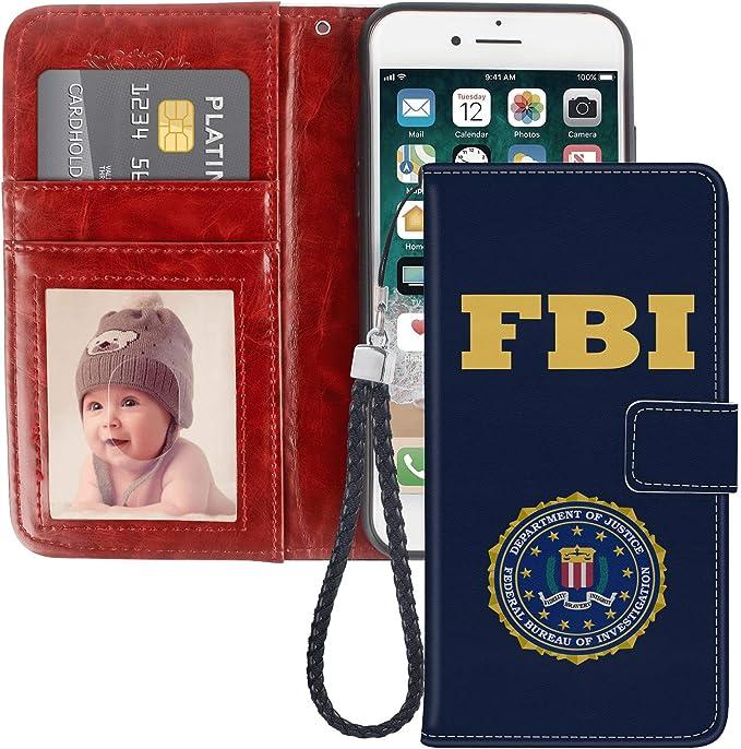 coque iphone 8 fbi