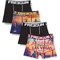 Freegun Bóxer para Niños - Freegun Las Vegas (pack de 4)