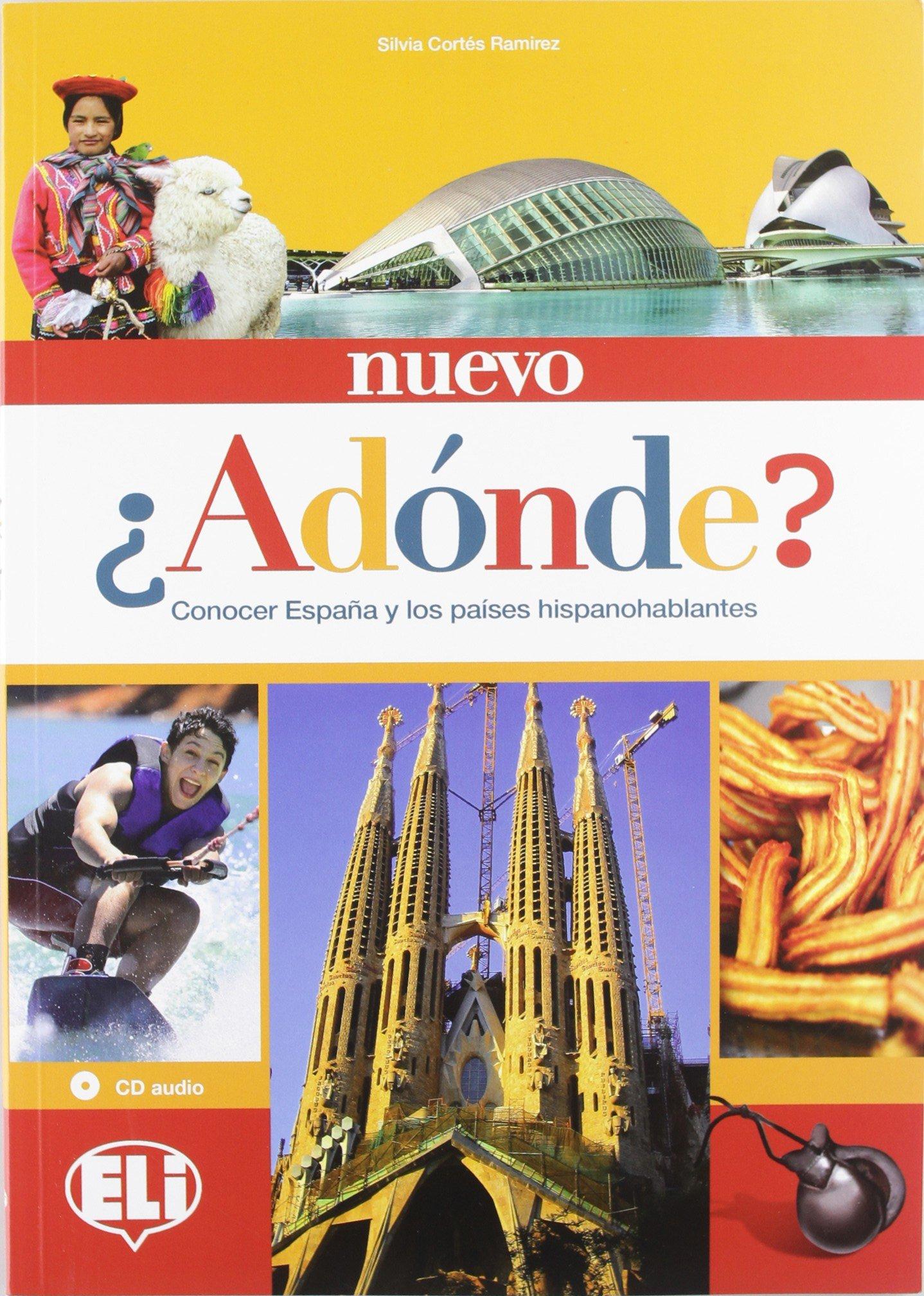 NUEVO ADONDE? +CD (Cultura e civiltà): Amazon.es: AA.VV.: Libros
