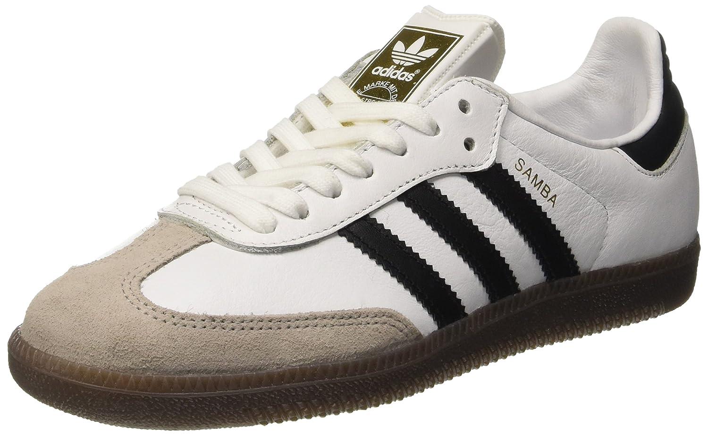 Adidas Samba OG W, Zapatillas para Mujer 42 EU|Beige (Ftwr Whitecore Blackgum)