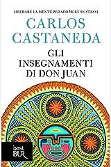 Gli insegnamenti di Don Juan (Italian Edition) Kindle Edition