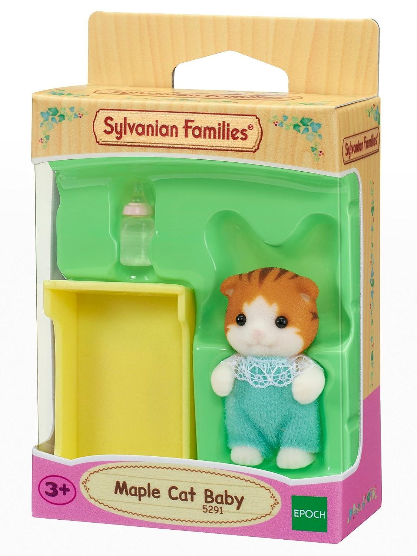 SYLVANIAN FAMILIES Mini Muñecas y Accesorios Epoch para Imaginar 5291: Amazon.es: Juguetes y juegos