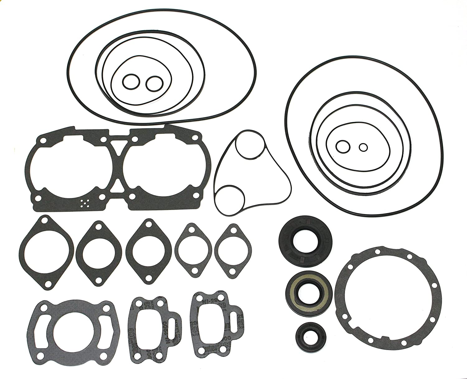 WSM PWC Top End Gasket Kit For Sea-Doo 720 SPX GTI HX GS GTS ALL 007-623-01