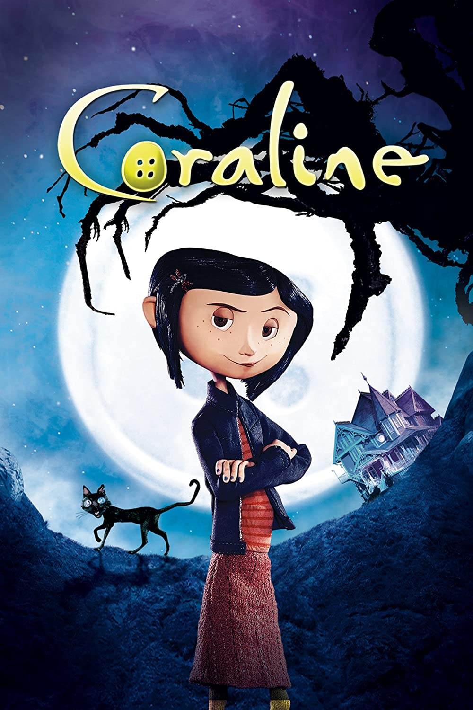 Amazon.com: Poster Coraline Anime (11 x 17): Posters & Prints