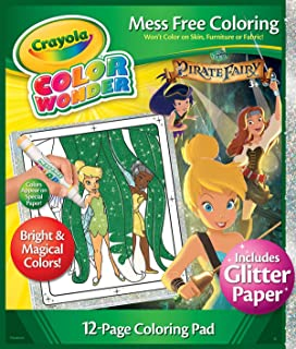 Amazon.com: Crayola, Frozen, Color Wonder Mess-Free Coloring ...