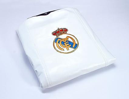 Amazon.com: Puf para silla de fútbol Real Madrid Club ...