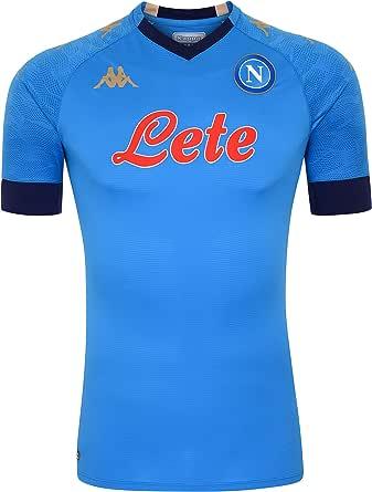 SSC NAPOLI Camiseta de Juego Euro 2020/21 Camiseta de competición Euro 2020/21 Unisex Adulto