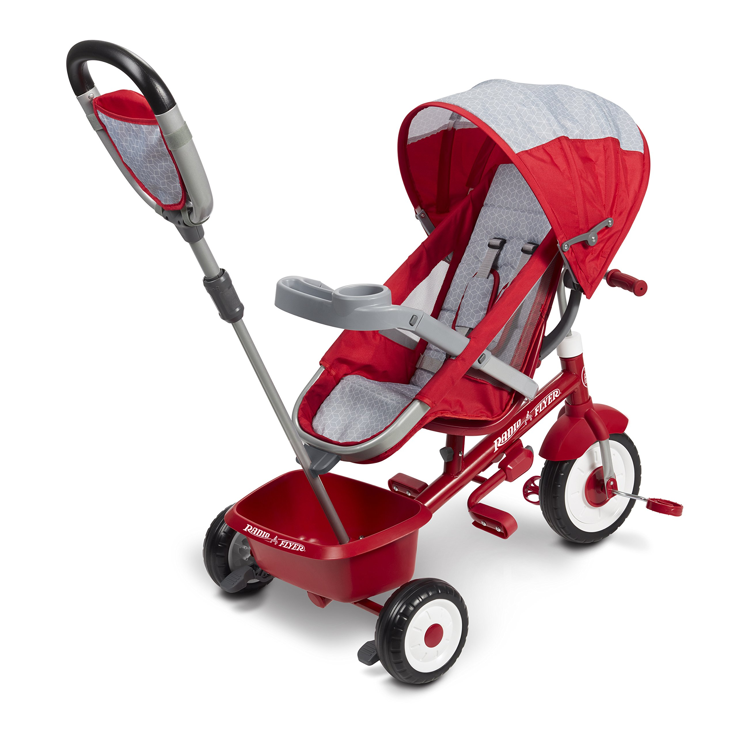 Radio Flyer 5-in-1 Stroll 'N Trike