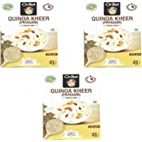 ORILLET Quinoa Kheer (Payasam) | Instant Mix | Healthy & Tasty | Delicious | Nutritious | Gluten Free |Each 200 GMS| (Pack of 3)