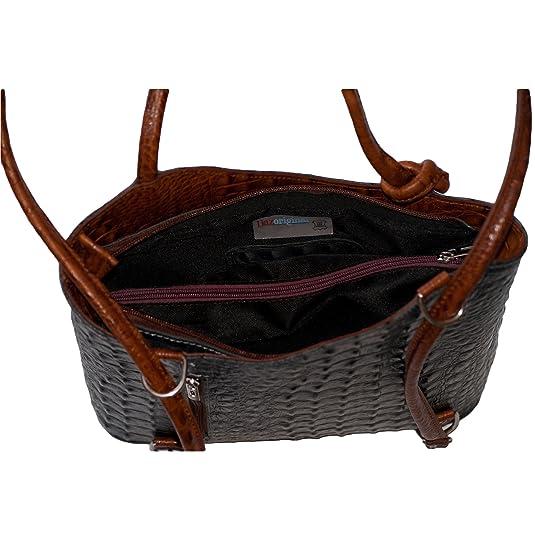 Dazoriginal Bolso Mochila Mujer Cremaller Mano Bolso Hombro Piel Cuero Bandolera: Amazon.es: Zapatos y complementos