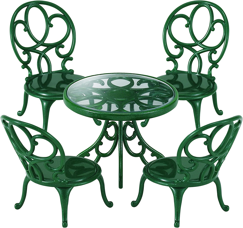 Sylvanian Families - 4507 - Set mesa y sillas de jardín