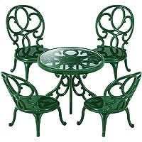 Sylvanian Families-4507 Animales Mesa y sillas de jardín