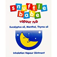 Snufflebabe 24g Vapour Rub