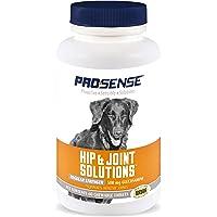 Prosense Hip & Joint Solutions Regular Strength Glucosamine Tablets for Dog (60 Tablets)