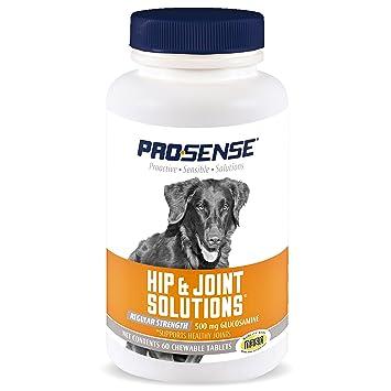 pro-sense atención conjunta glucosamina tabletas masticables: Amazon.es: Productos para mascotas