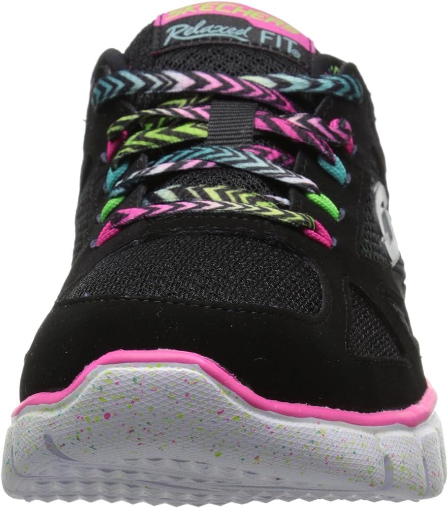 Zapatillas de running S-Flex-Fashion-Play, negras / multiusos, 3 m ...