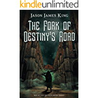 The Fork of Destiny's Road (Age of the Infinite Book 3)