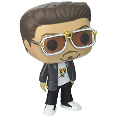 POP Marvel: Spider-Man Vinyl Figure - Tony Stark: Toys & Games [5Bkhe0702000]