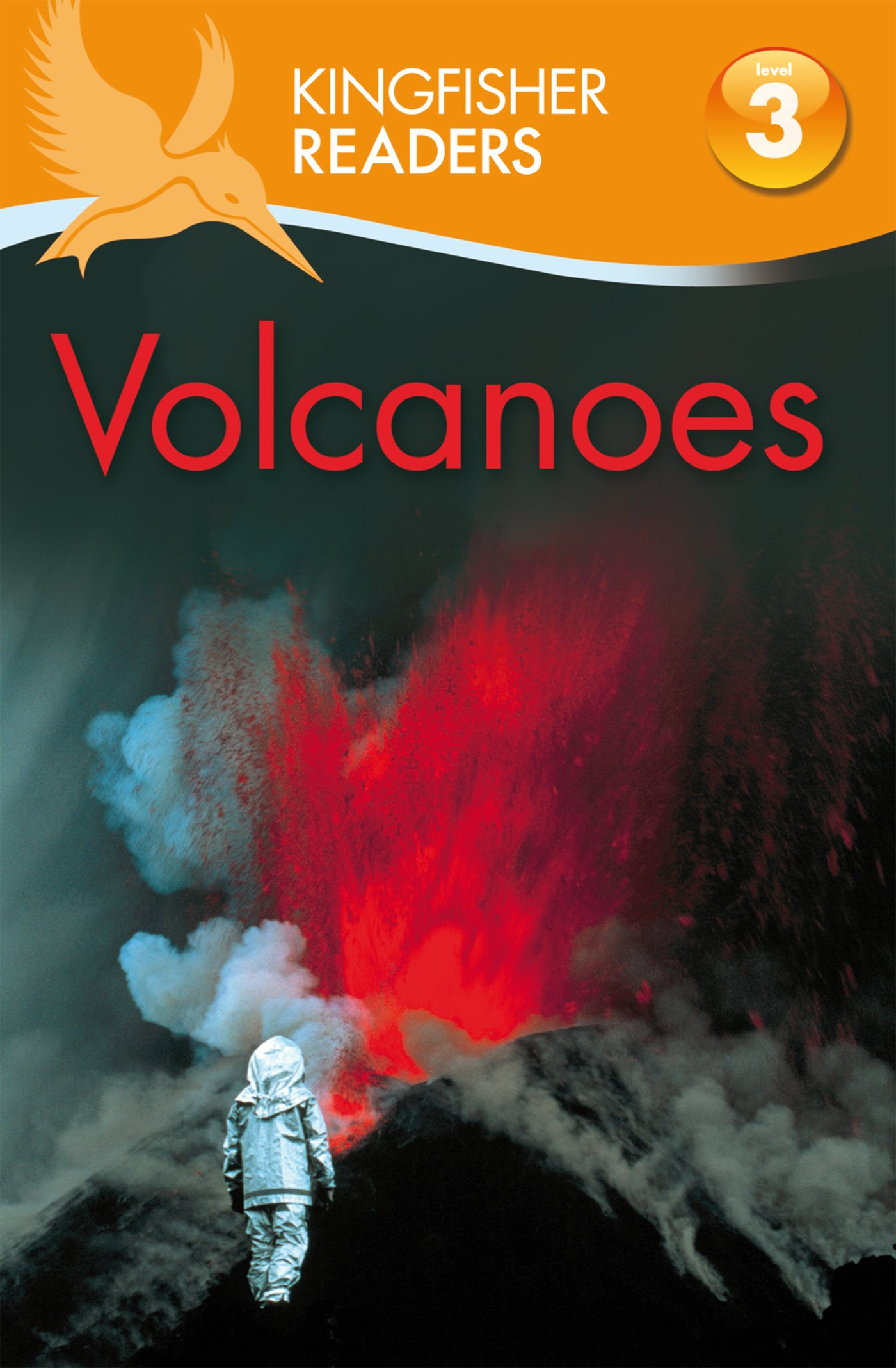 Download Kingfisher Readers L3: Volcanoes pdf epub