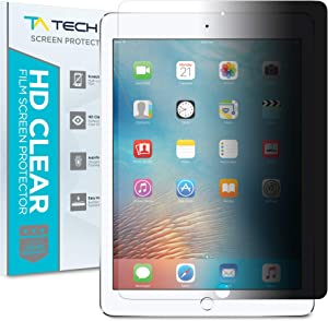 Tech Armor 4Way 360 Degree Privacy Film Screen Protector for Apple iPad Air/Air 2 / New iPad 9.7 (2017) [1-Pack]