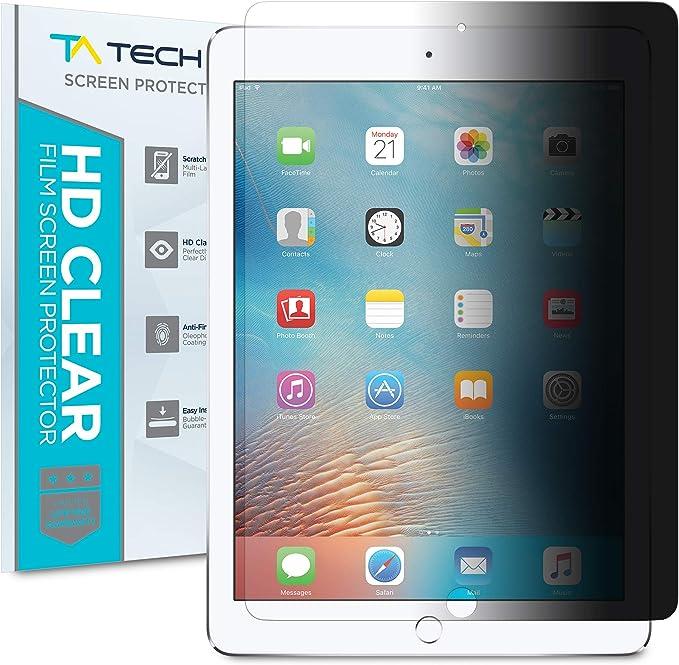 3X HD Clear Screen Protector Shield Film For iPad Air 2 iPad 6 ipad air TOCA