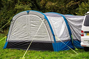 Amazon.com: OLPRO Cocoon Campervan Awning Grey Universal ...