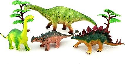 100 pcs Dinosaur Model Mini Simulation Plastic Educational Toy for Kids Children